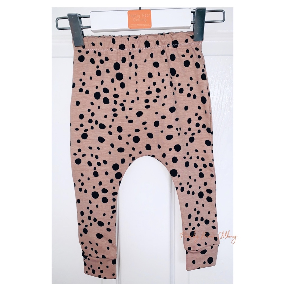 Rose Dots Leggings