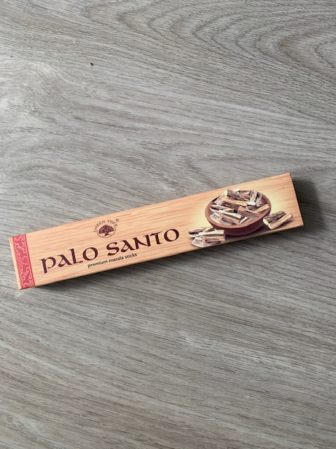 Wierook Green Tree palo santo