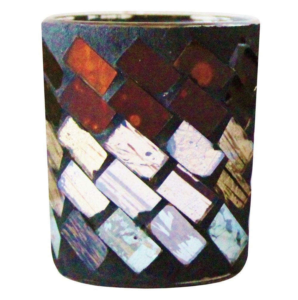 Mosaic Moments, Gift Basket - Brown