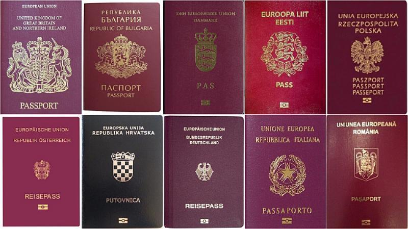 EU Drivers License
