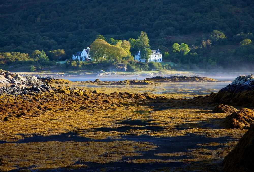 Kinloch Lodge on the Isle of Skye