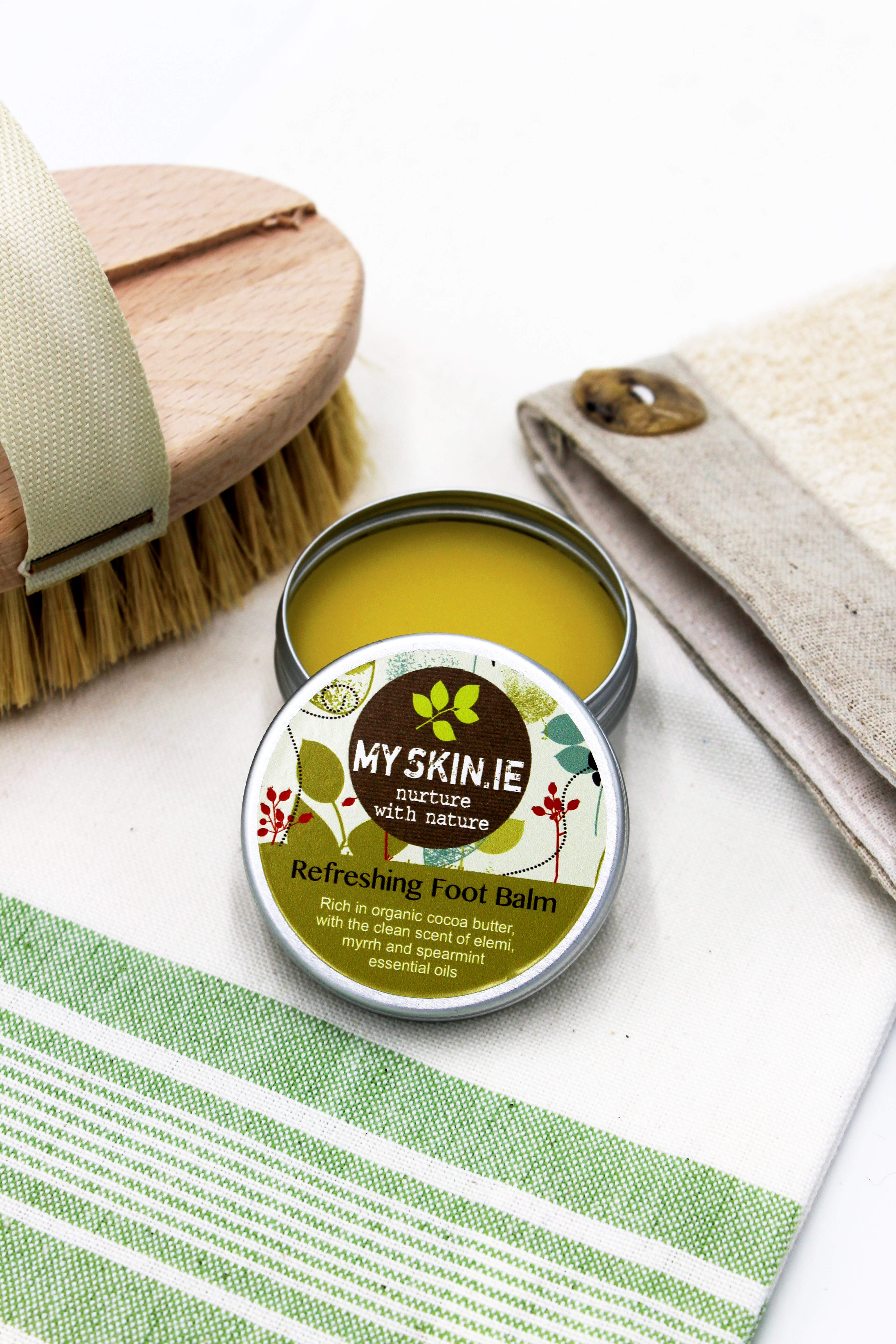 Refreshing Foot Balm