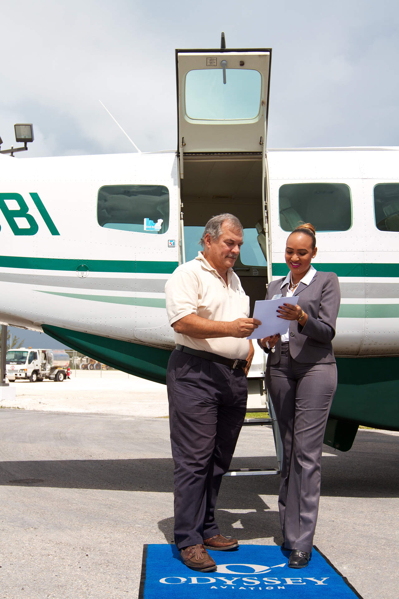Paragon add two Odyssey Aviation locations in The Bahamas