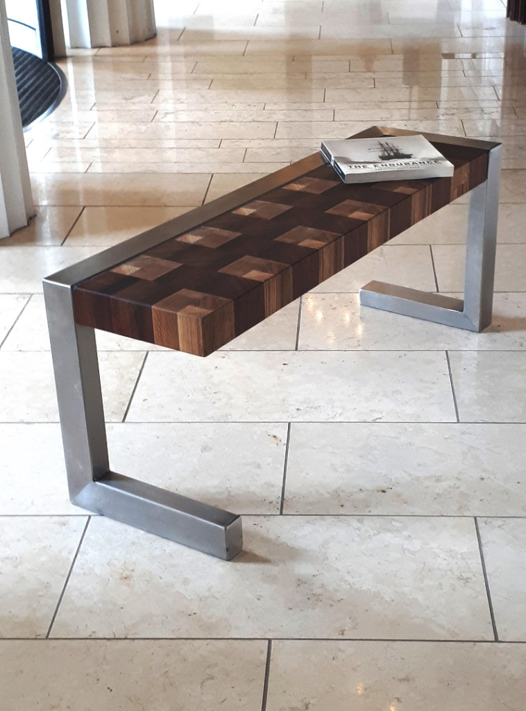 ESPRESSO COFFEE TABLE