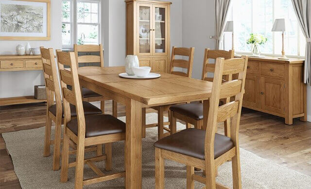 Admirable Dining Tables And Chairs Fixed Tables Extending Tables Home Interior And Landscaping Ologienasavecom