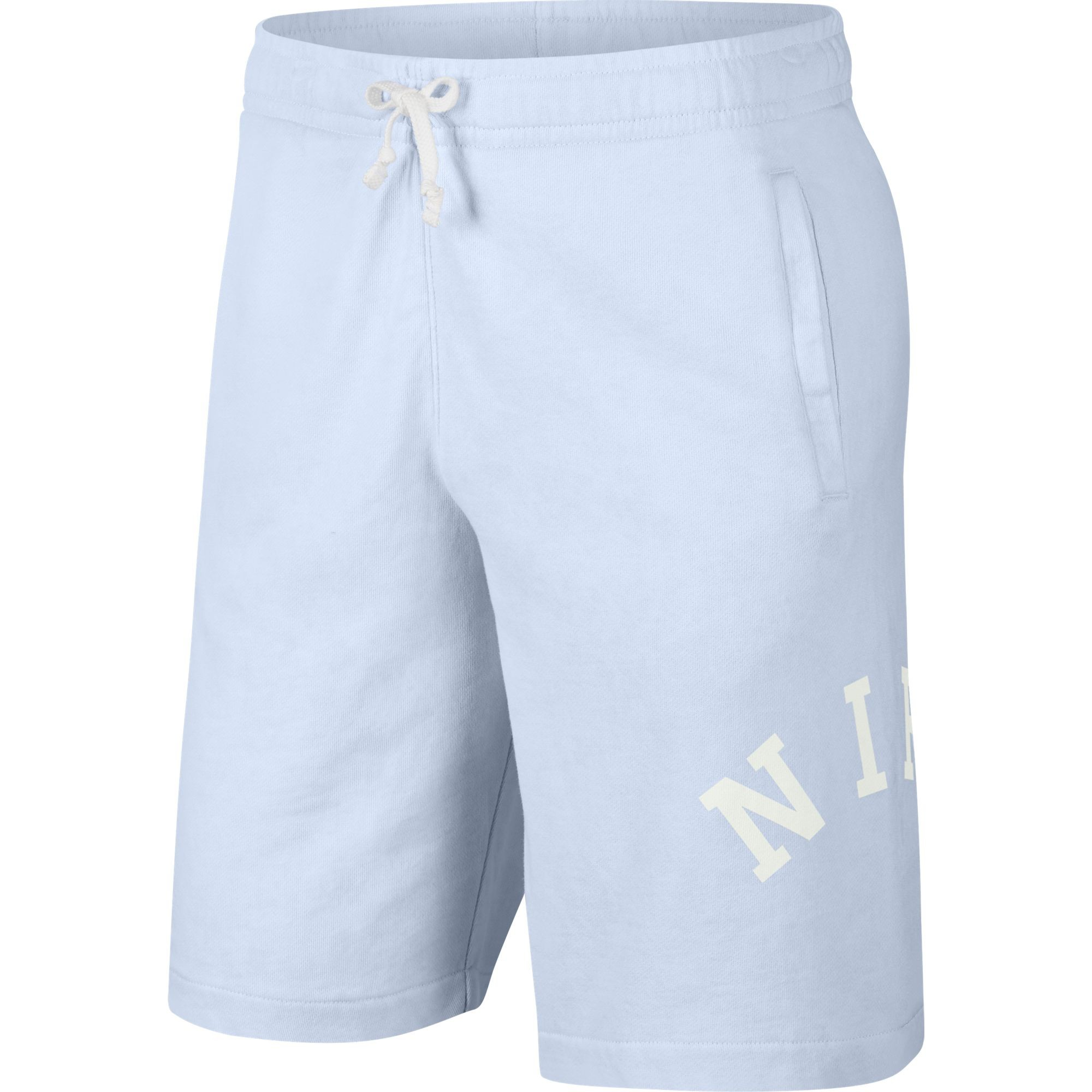 Nike NSW CE Wash Short Blue-White