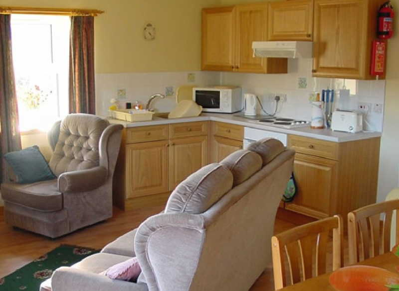 Mill Cottage offers comfortable self catering holiday accommodation near Newton Stewart Dumfries and Galloway, Scotland