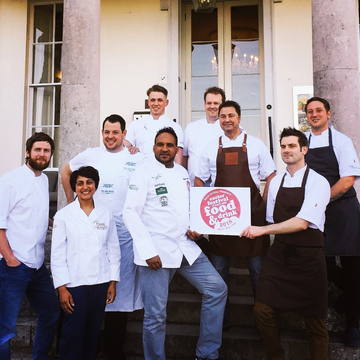 Exeter Food Festival  7 Best Chefs in the South West