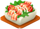 Baconsalade / Level 62