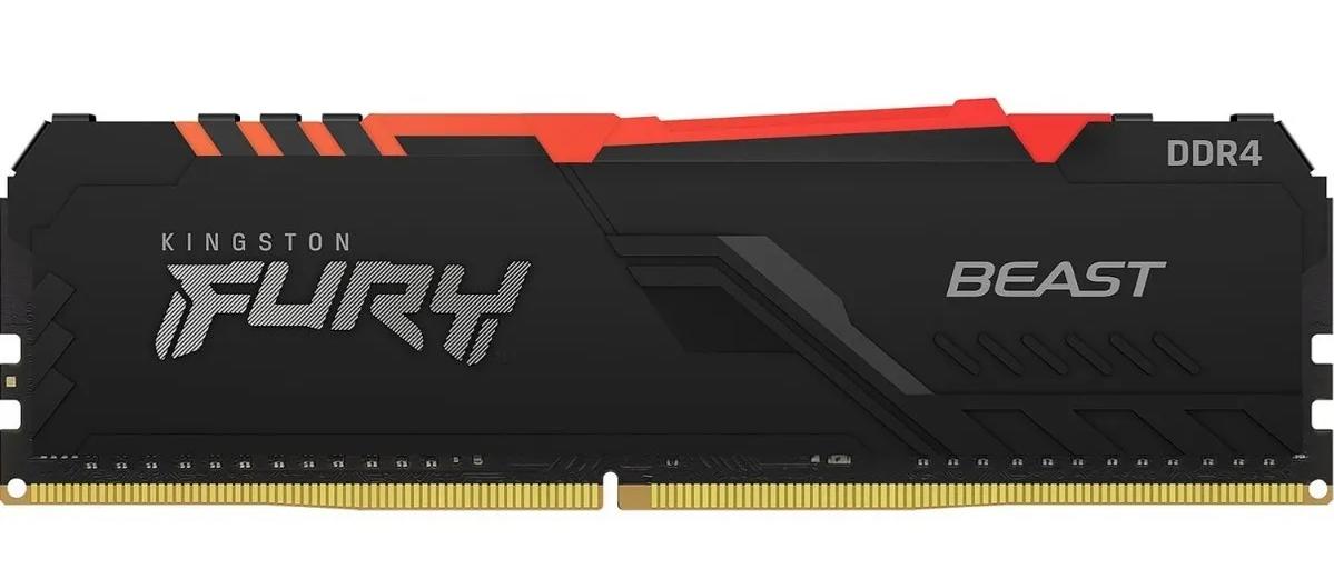 Memoria Kingston FURY Beast DDR4 RGB 3png