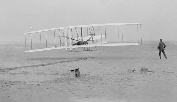 117 years ago, 2 brothers from Dayton, Ohio, USA, taught the world to fly.