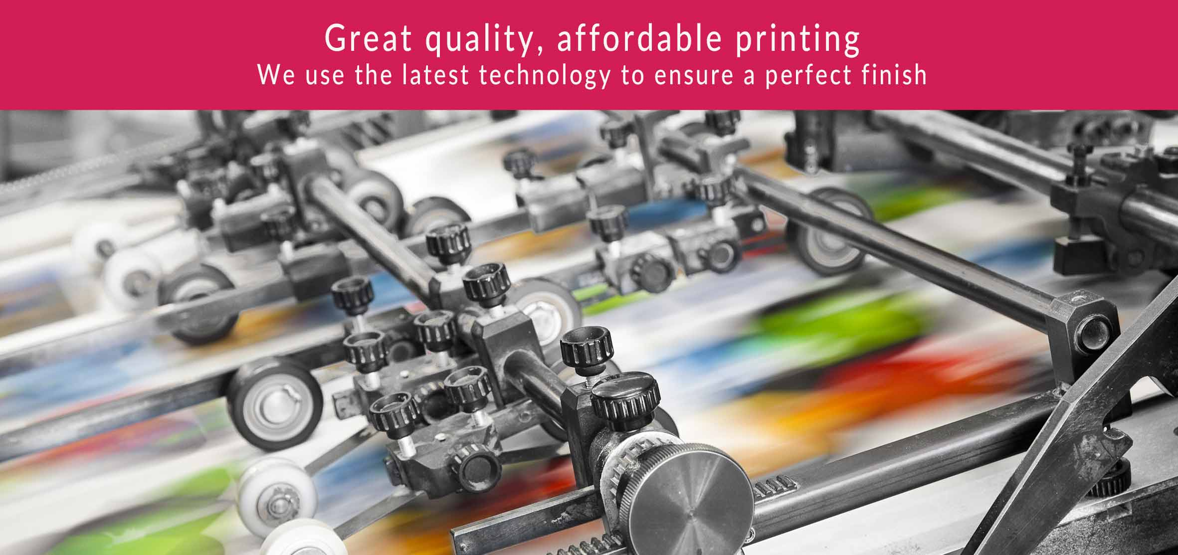 Great quality affordable printing