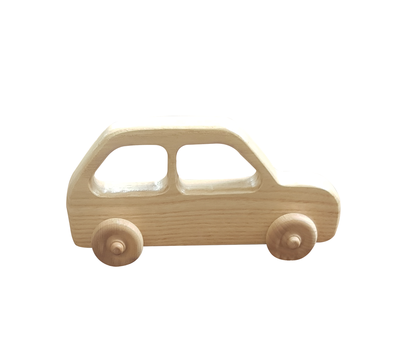 Wooden Mini Car