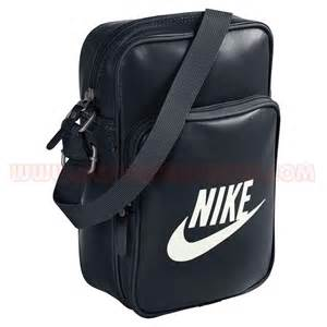 Nike Bag  Black-White
