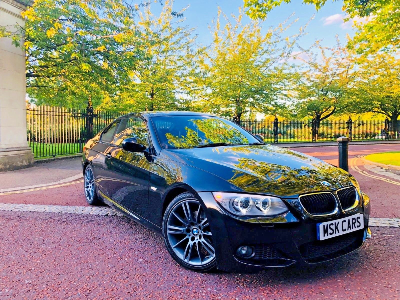 2011 BMW 320i M Sport Coupe Manual
