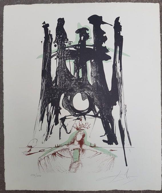 Salvador Dali | Art for sale | Hidden Gallery Bristol