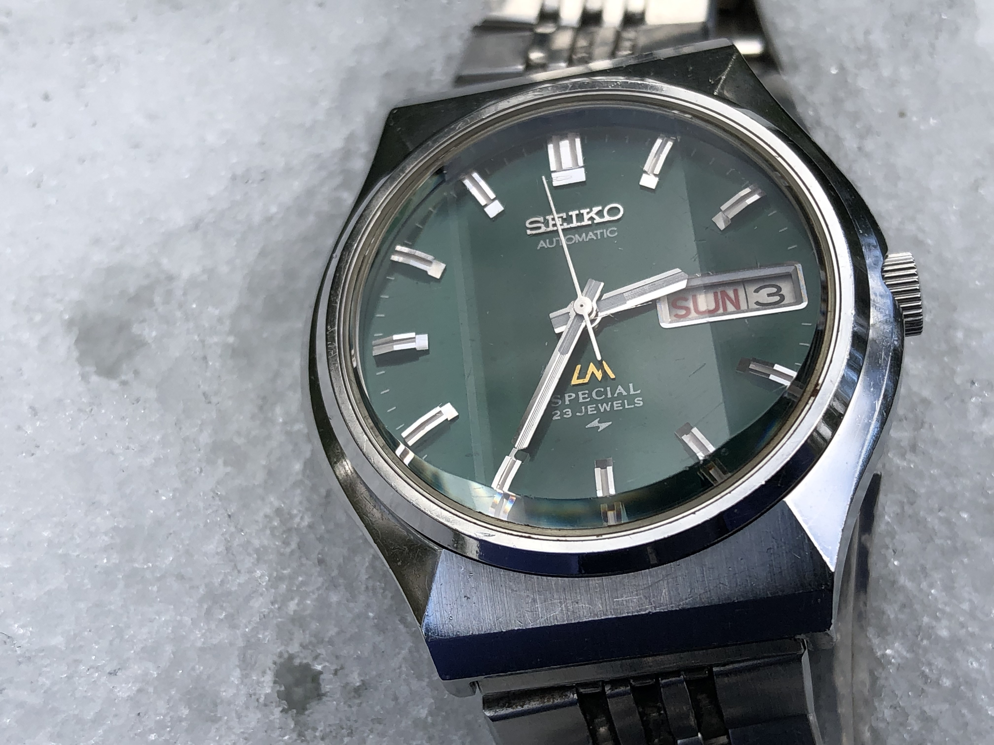 Seiko Lord-Matic Special 5216-7140 (Sold)
