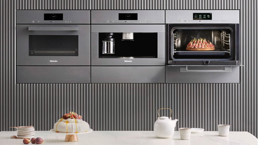 Luxury Built-in Appliances