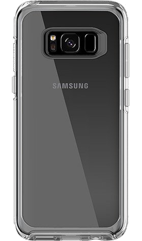 Otterbox Symmetry Series Clear Case for Galaxy S8+