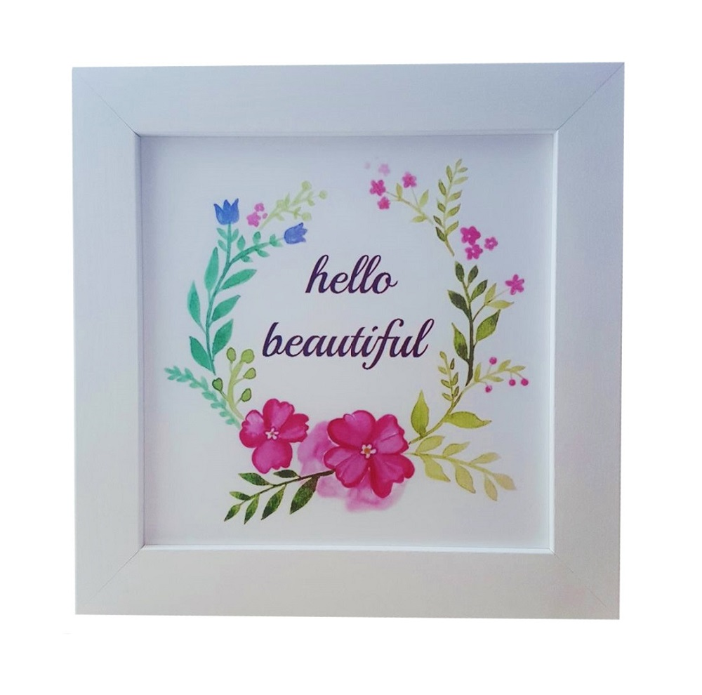 Relaxation & Mindfulness Gift - Hello Beautiful