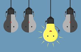 Solution Talk Blog - Lightbulb Momentpng