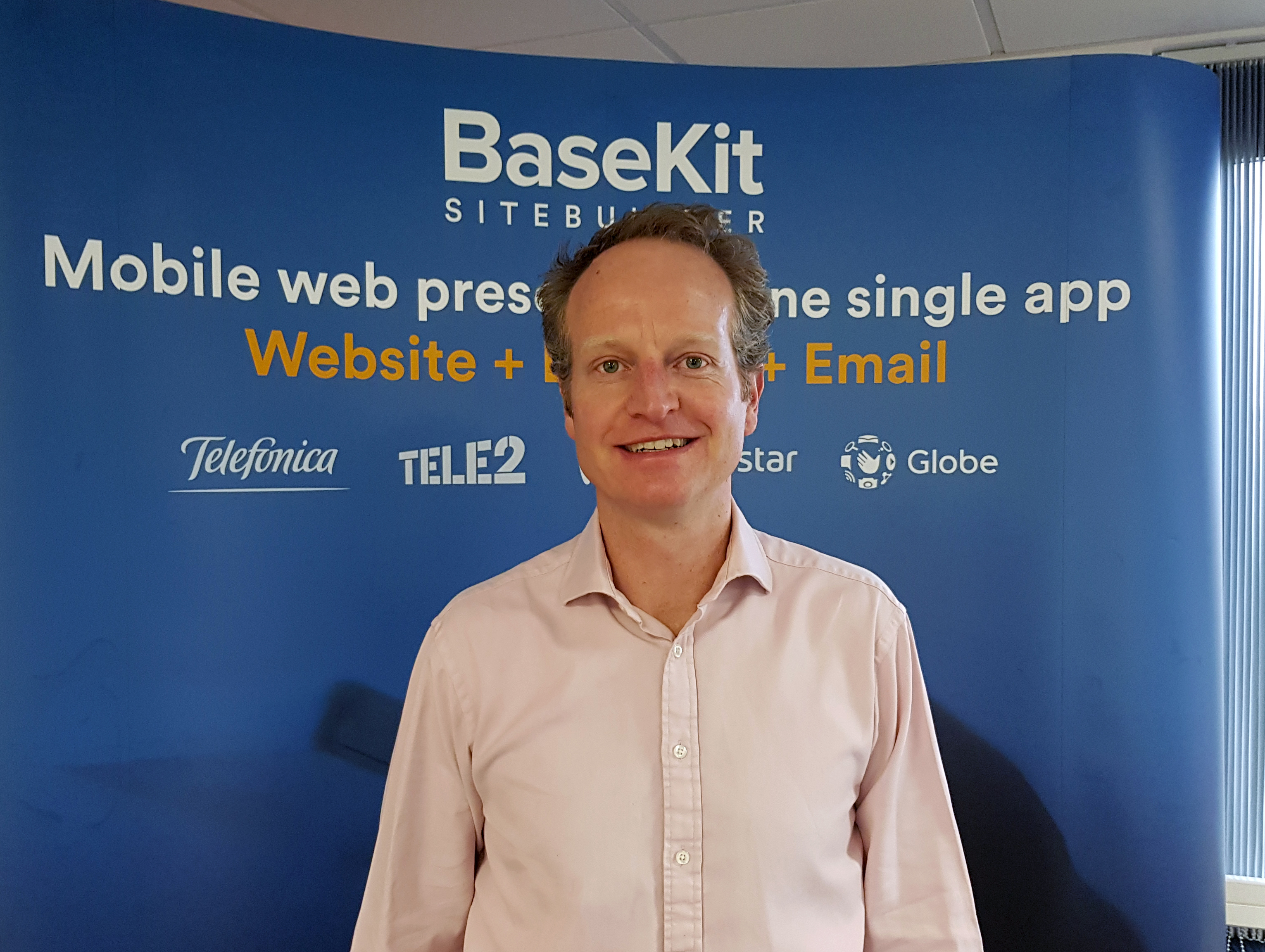 Q&A with Ben Threlfall, Chief Revenue Officer