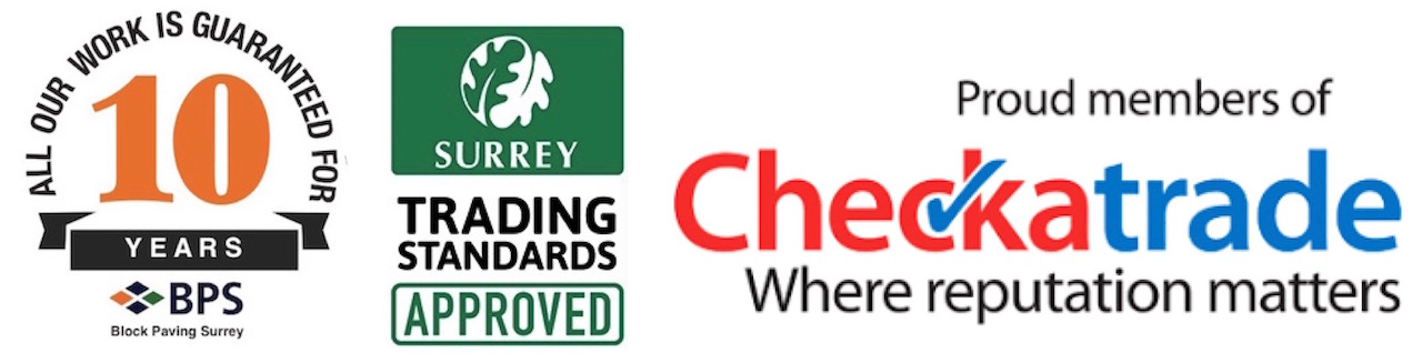 Block Paving Surrey are Surrey Trading Standards Approved and are proud members of Checkatrade, where reputation matters