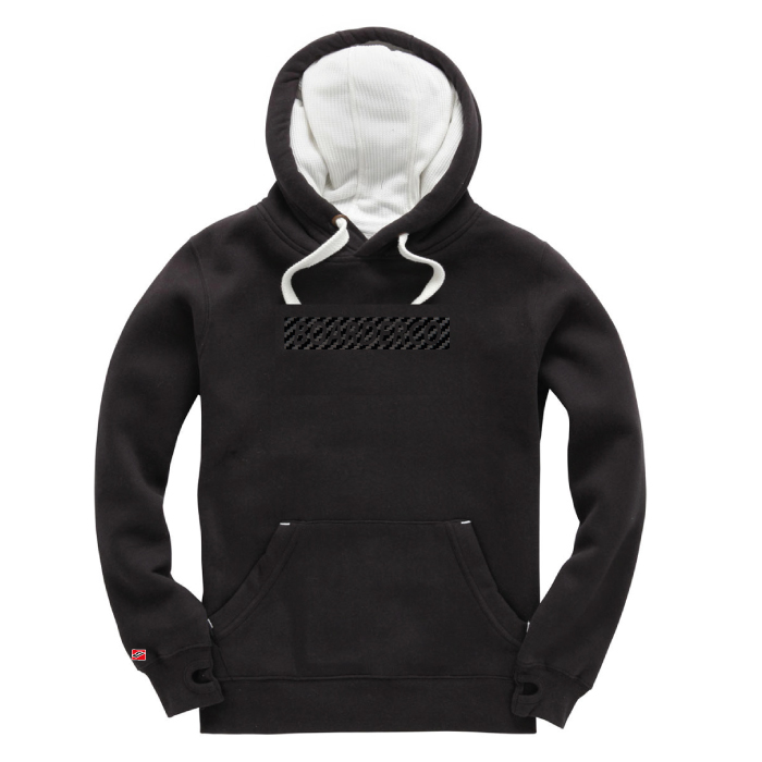 Suberco carbon hood blk