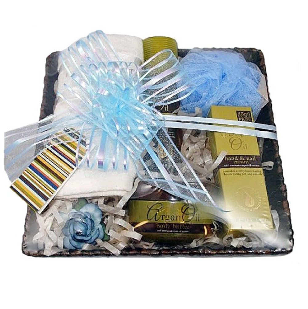 Argan Oil Gift Basket,  No 2