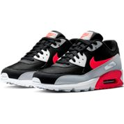 Nike Air Max 90 Grey-Black-Red