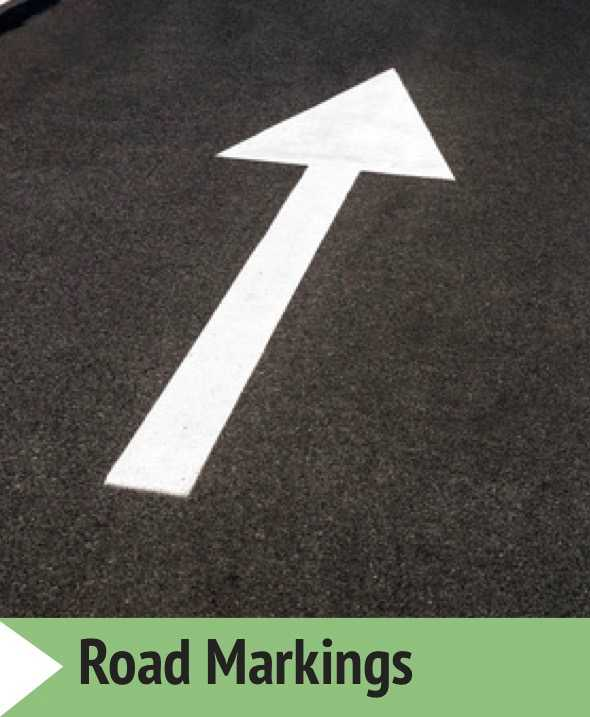Road marking contractors Stafford