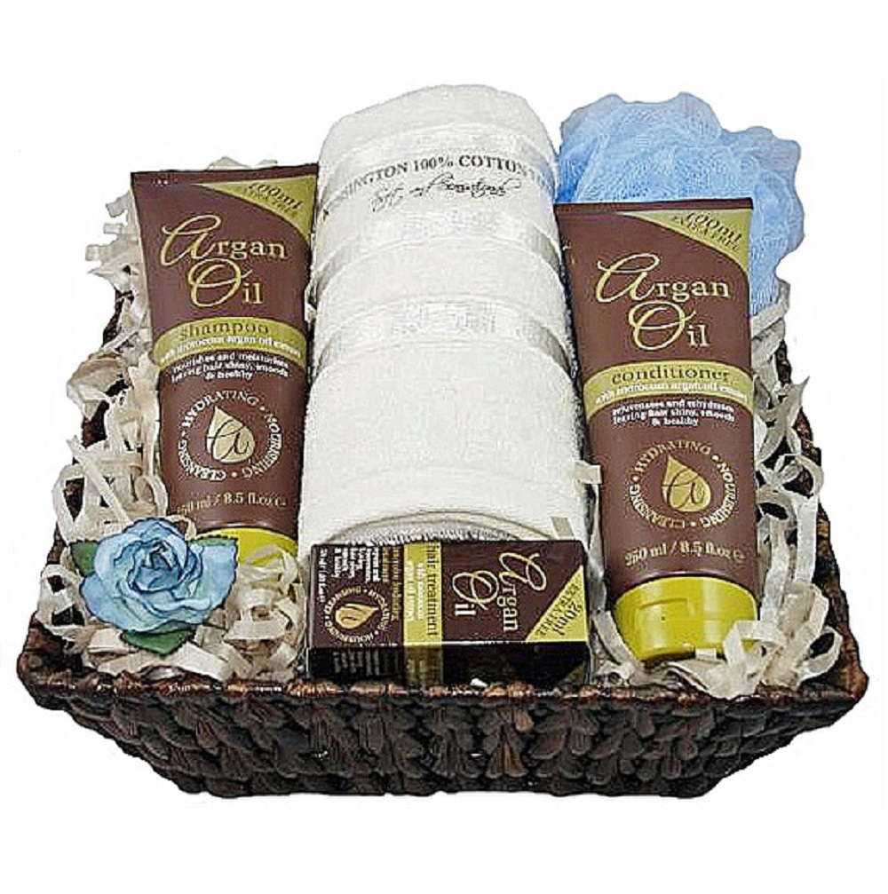 Argan Oil Gift Basket, No 3
