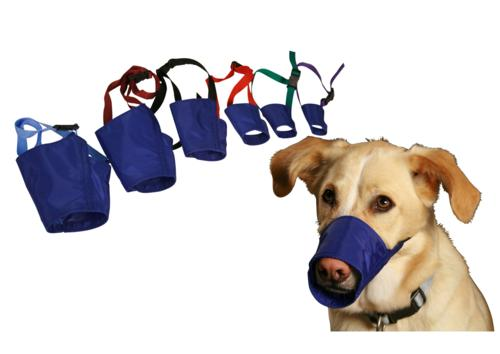 Nylon Muzzles (For Dogs)(pack of 10)