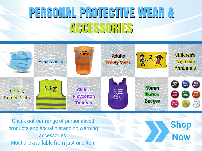 Personel Protection Wear & Accessories