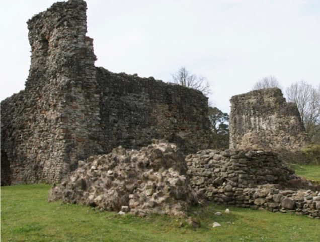 Lochmaben Castle, Dumfries and Galloway