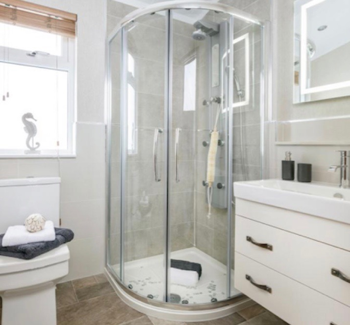 Park Home Bathrooms Rochester, Kent Calladine Limited