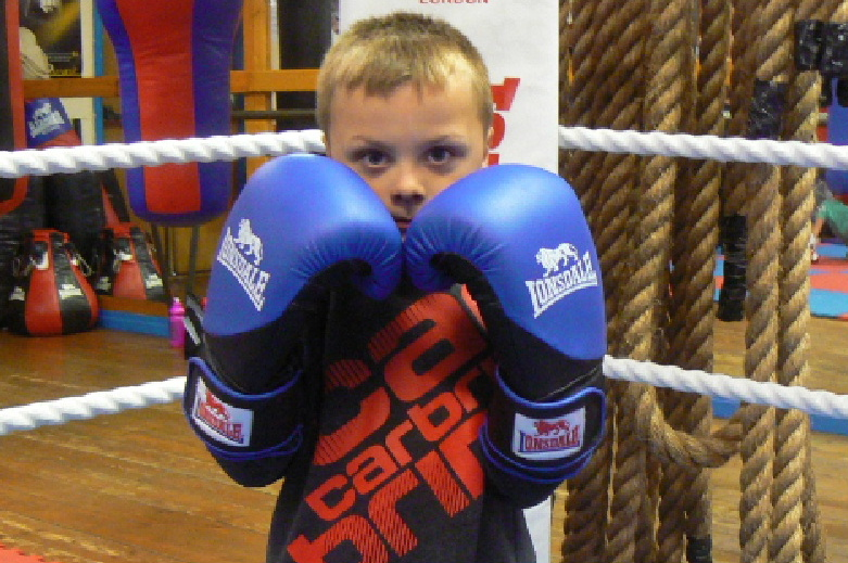 Doonhamers Boxing at AA Fitness Studio Dumfries