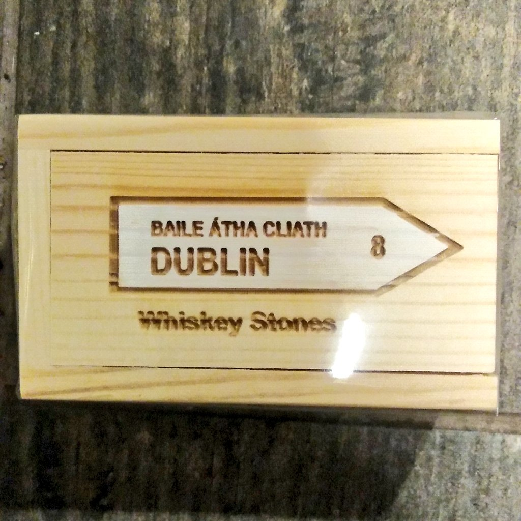Dublin Whiskey Stones