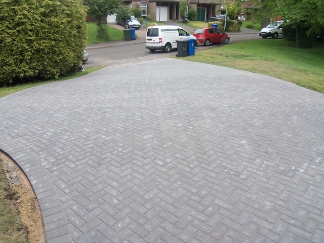 Datchet, Berkshire driveways