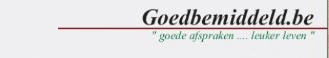 Goedbemiddeld.be