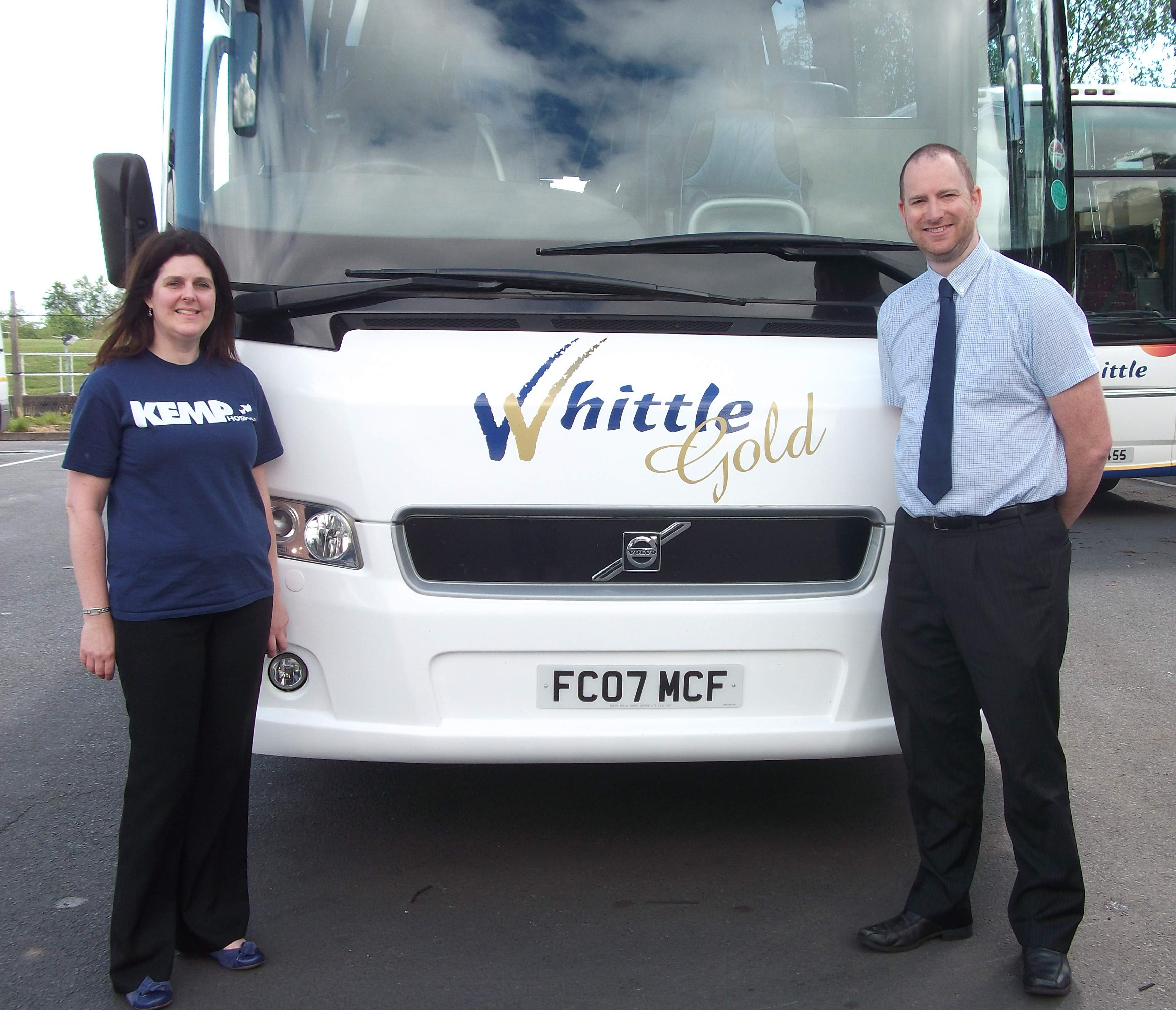 Local Firm Whittle Offers KEMP Hospice Day Trips
