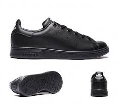 Adidas Stan Smith Triple Black-Black