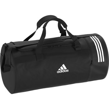 3S Convert Duffle Bag LARGE Black-White