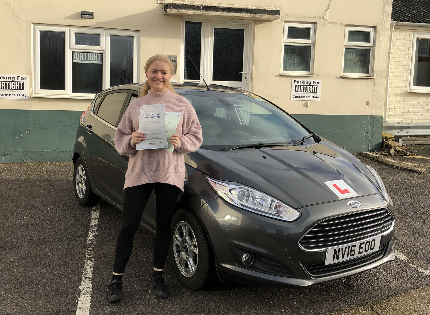 """Honestly, I don't think I could've had a better fit for a driving instructor – we click perfectly. Helen has been the kindest, most supportive and craziest driving teacher. It's been a rollercoaster of emotions, peaks and troughs, but what I've come out with is not only a great first time pass (only 5 minors!), but a well-formed professional relationship and a lasting personal one, with Helen Adams. I'll never forget the experience I've had – and what I love is that Helen is herself around you. It's been amazing; thank you so much, Helen. Roll on PassPlus!!""  Hannah W - 17 December 2018"