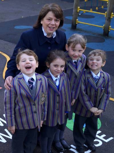 Primary and Senior Schools Open Evening at Holy Trinity School