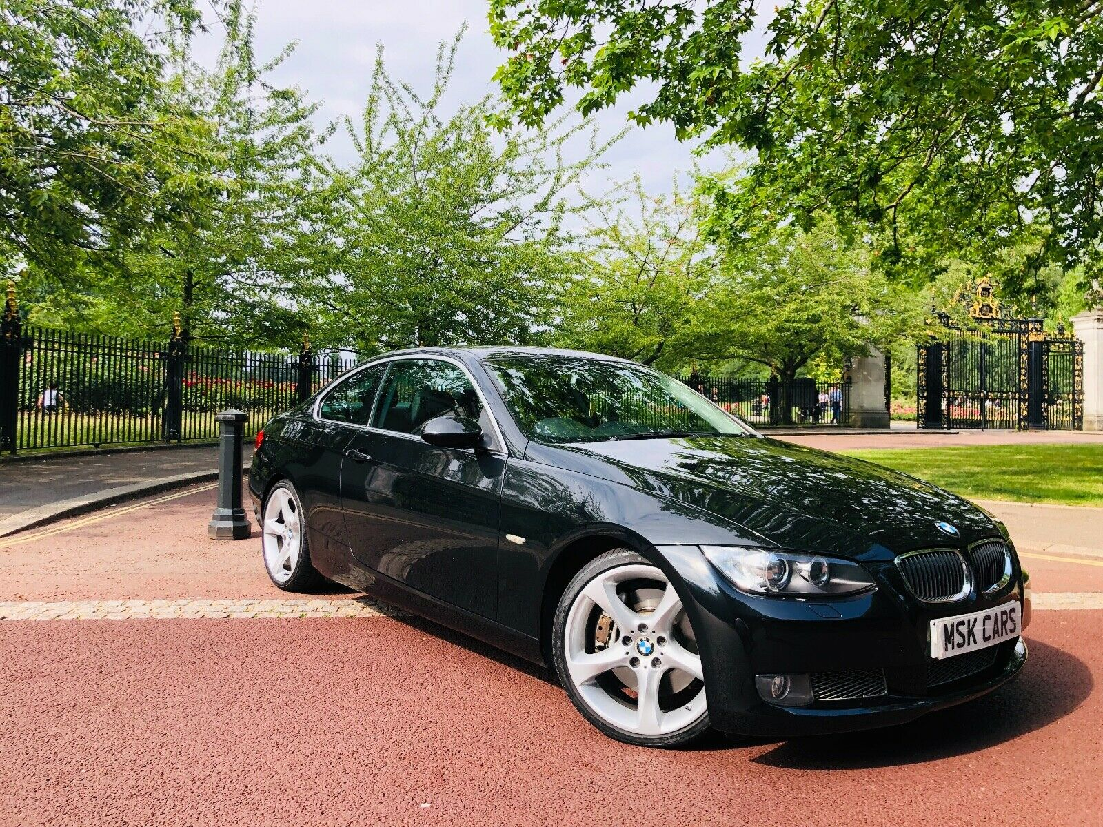 BMW 3 Series 335i 3.0 2dr Coupe