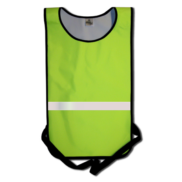 Tabards With Reflective Tape.