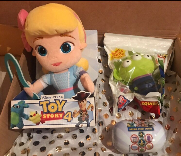 Toy Story Bo Peep Gift Box