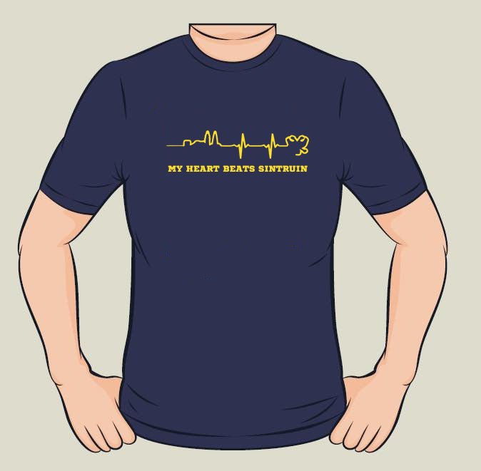 T-shirt Heartbeat - Kids