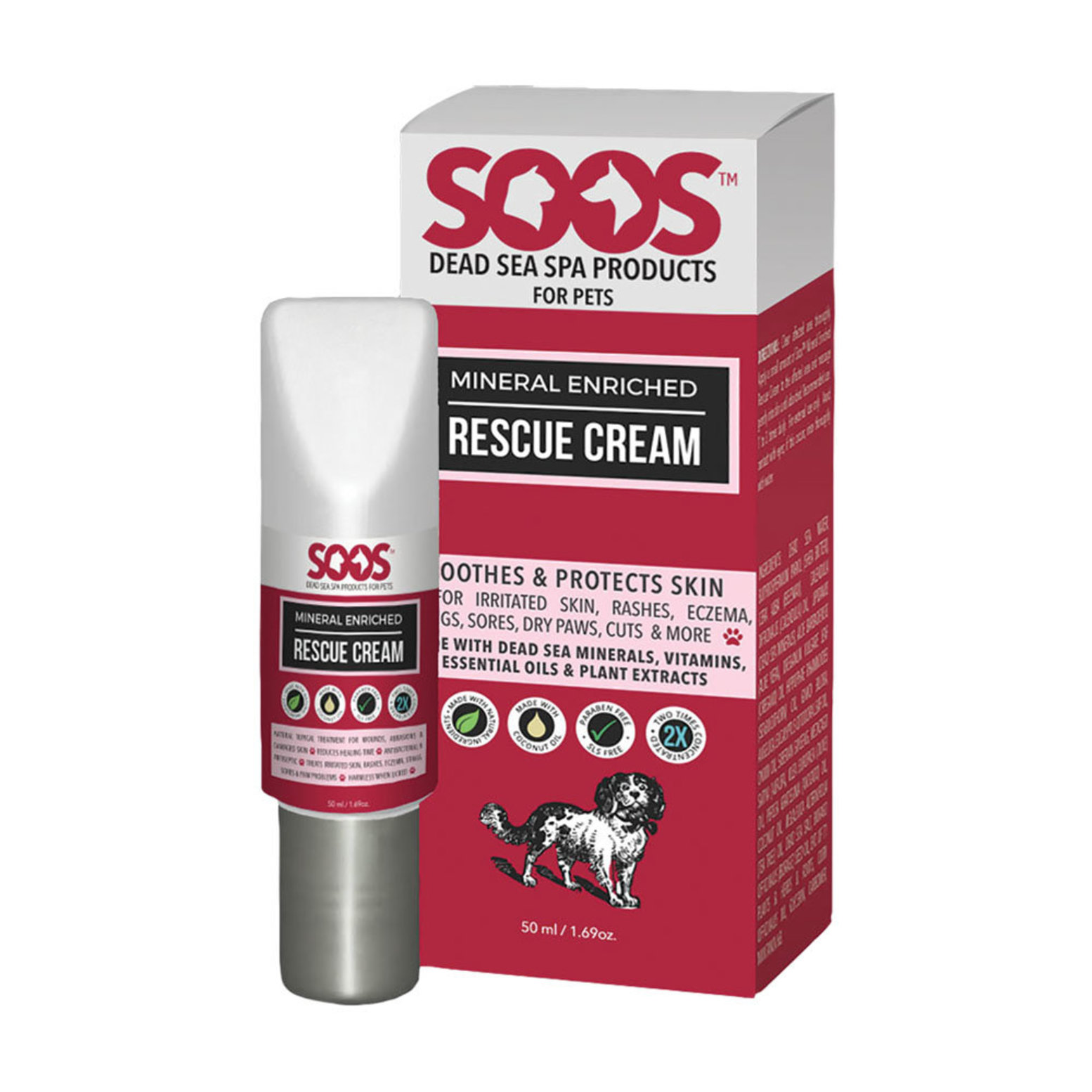 Mineral Enriched Rescue Cream
